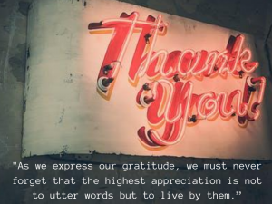 thankful quotes for work