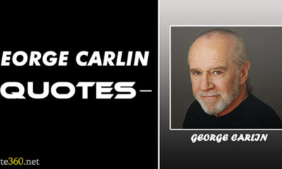 Geore Carlin Quotes