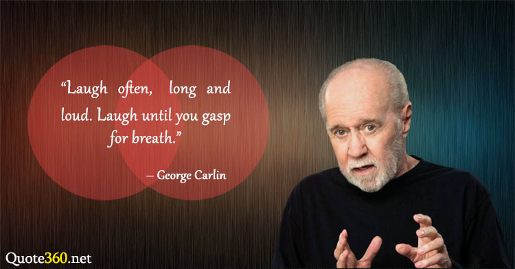 george carlin quotes funny