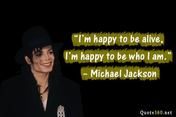 michael jackson quotes about love