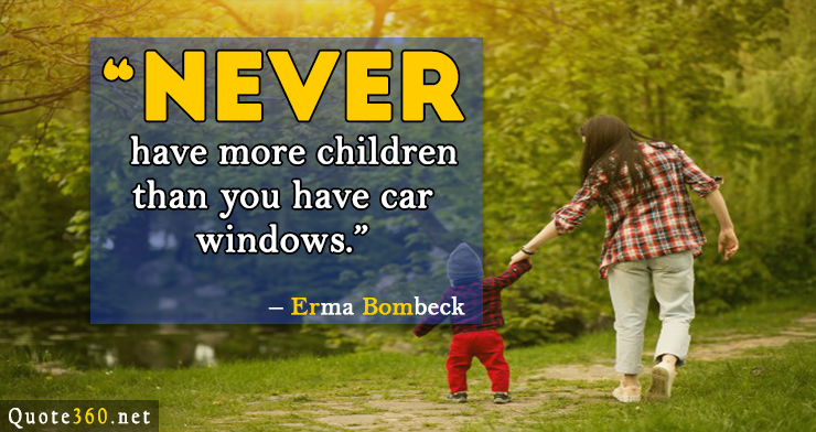 funny quotes about children