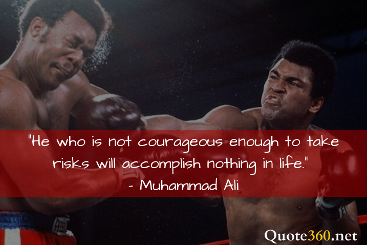 muhammad ali quotes about family